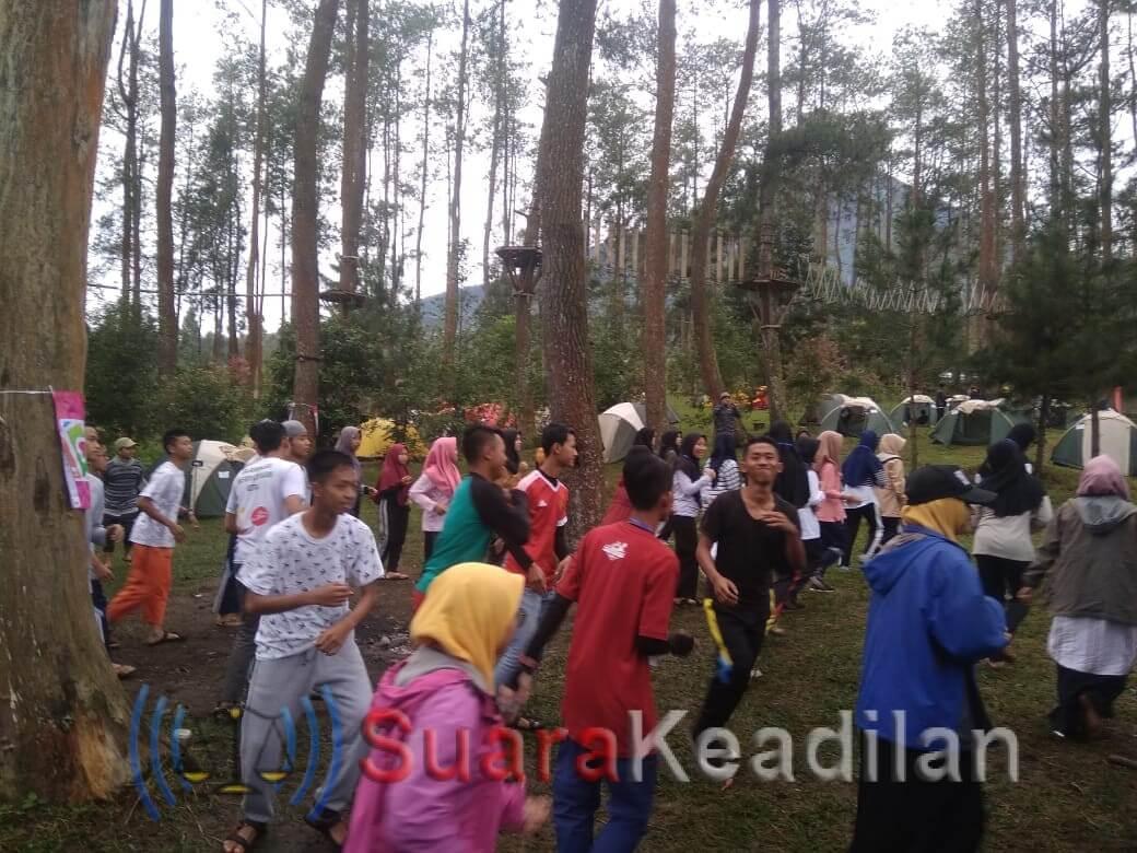 Ratusan Pemuda Meriahkan Edelwiss Camp Part 1 Suarakeadilan